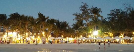 Nachtleven Boracay, Western Visayas, Filipijnen