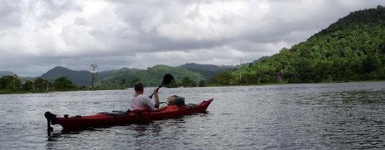 Lake Manguao (Danao) - Taytay, Palawan, Filipijnen