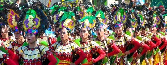 Lanzones Festival - Camiguin, Mindanao, Filipijnen
