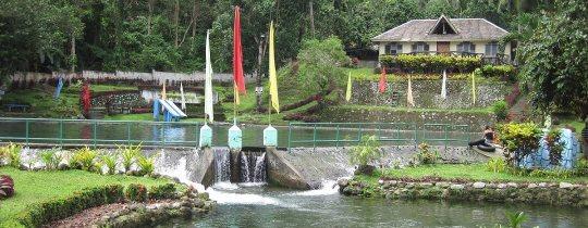 Sto Nino Cold Spring - Camiguin, Mindanao, Filipijnen