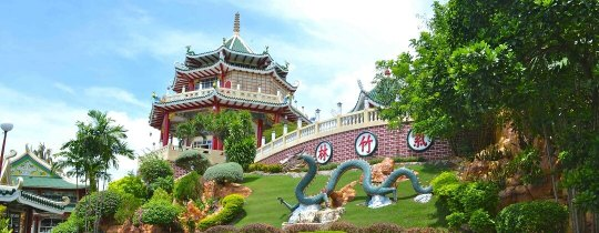 Taoist Temple - Cebu City, Central Visayas, Filipijnen