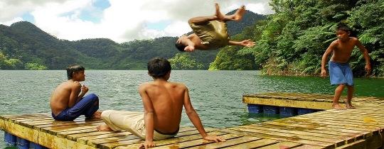 Twin Lakes - Balinsasayao & Danao - Dumaguete, Negros Oriental, Central Visayas, Filipijnen