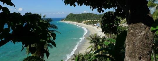 White Beach - Puerto Galera, Mindoro, Filipijnen