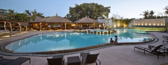 Zwembad Resort L11 - Mactan Island, Cebu, Central Visayas, Filipijnen