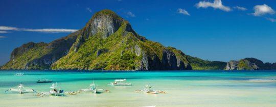 Bacuit Bay - El Nido, Palawan, Filipijnen