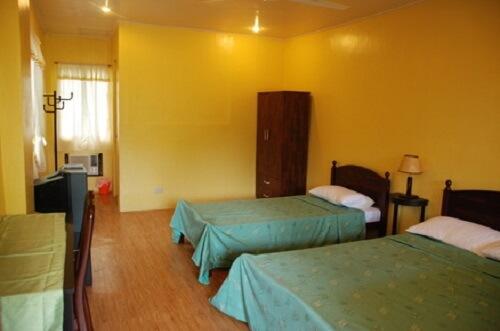 Deluxe Room Hotel B01 - Coron, Palawan, Filipijnen