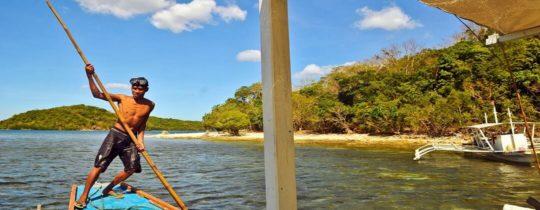 Eiland hoppen - Coron, Palawan, Filipijnen