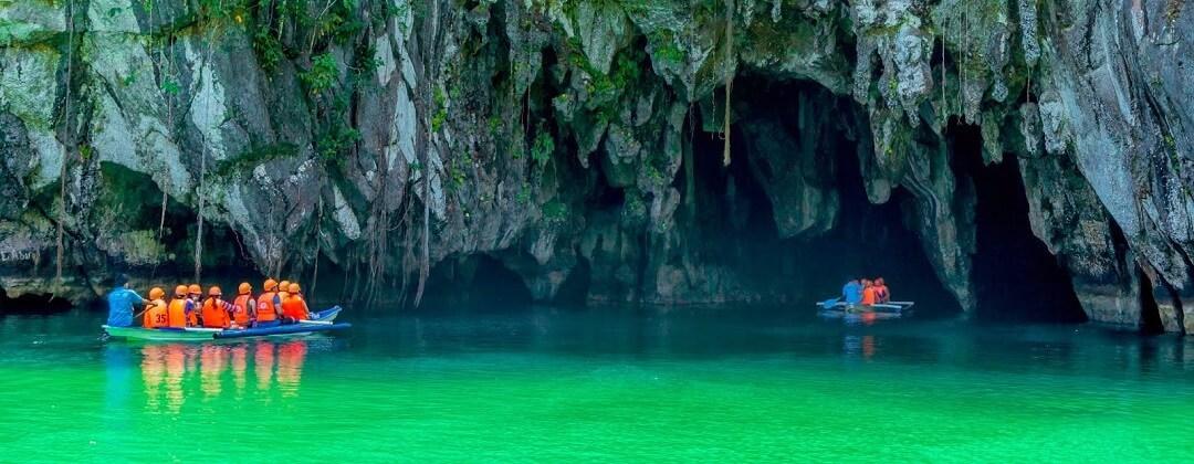Entree Underground River