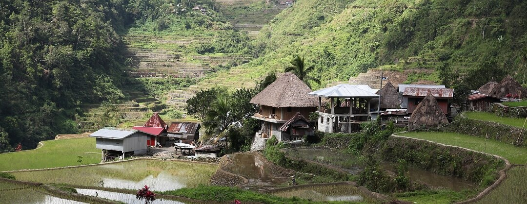 Banga-an Village - Luzon, Filipijnen