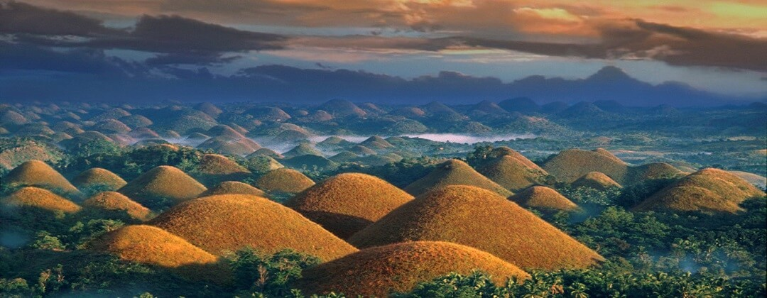 Chocolate Hills – Bohol