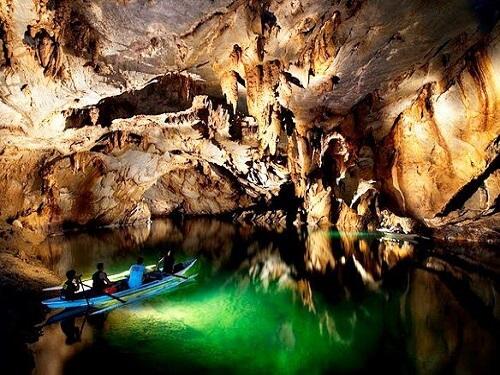 Ondergrondse Rivier - Puerto Princesa, Palawan, Filipijnen