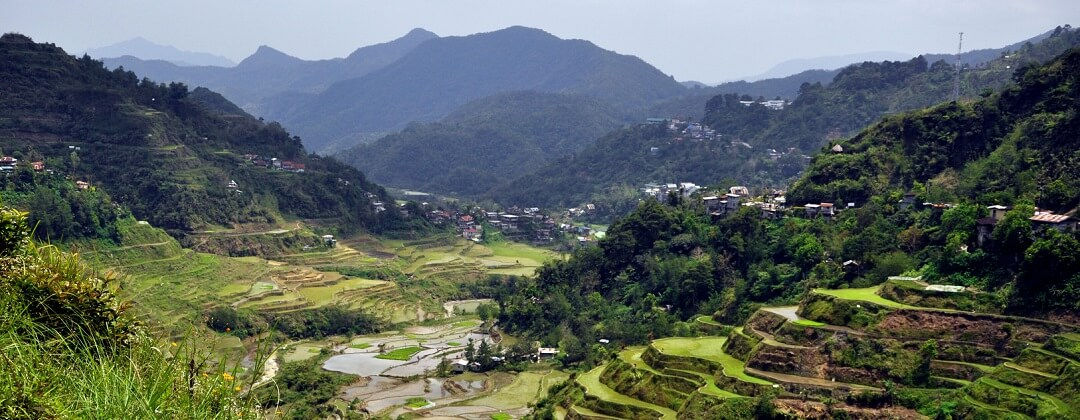 Rijstterrassen Banaue - Luzon, Filipijnen