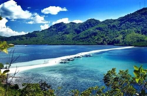 Snake Island - Bacuit Bay, El Nido, Palawan, Filipijnen