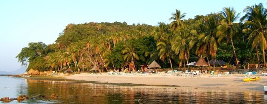 Beach Resort M01 - Puerto Galera, Mindoro, Filipijnen