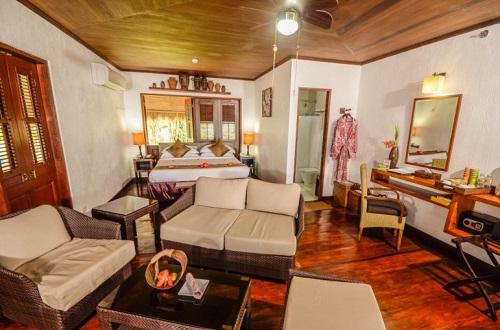 Deluxe A Room Resort L11 Underground River Omgeving - Puerto Princesa, Palawan, Filipijnen
