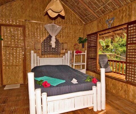 Deluxe Room Resort M01 - Puerto Galera, Mindoro, Luzon, Filipijnen
