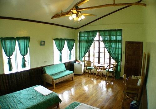 Deluxe Room Hotel B21 - Oslob Omgeving, Cebu, Central Visayas, Filipijnen