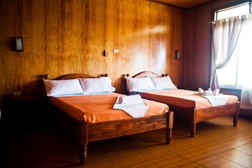 Double Deluxe Room Resort M01 - Donsol, Sorsogon, Luzon, Filipijnen