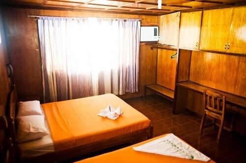 Family Room Resort M01 - Donsol, Sorsogon, Luzon, Filipijnen