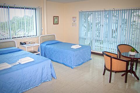 Family Standard Room Hotel B01 - Dumaguete, Central Visayas, Filipijnen