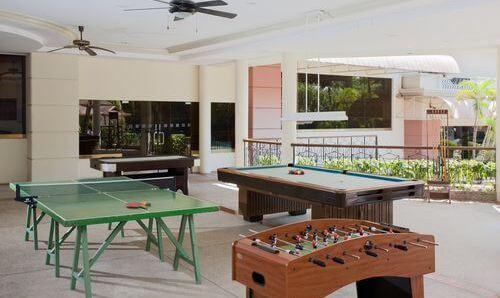 Games Room Hotel L01 - Clark, Luzon, Filipijnen