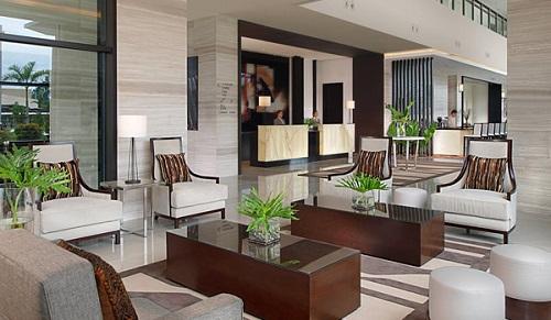 Lobby Hotel L01 - Davao, Mindanao, Filipijnen