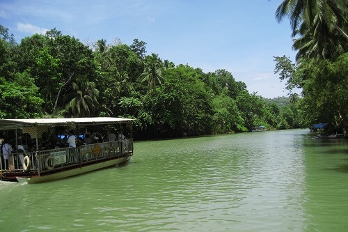 Loboc River Cruise - Bohol, Central Visayas, Filipijnen