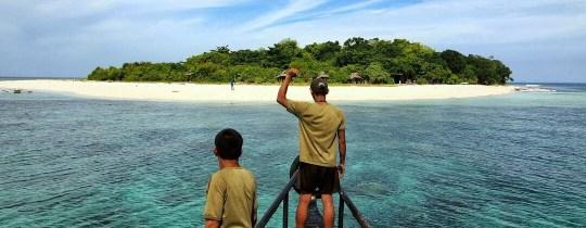 Mantigue Island - Camiguin, Mindanao, Filipijnen