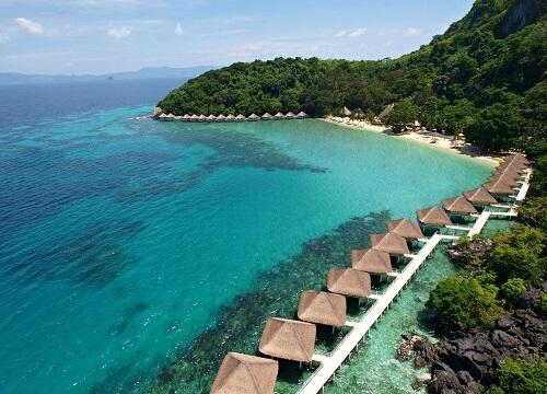 Resort L11 - Taytay, Palawan, Filipijnen
