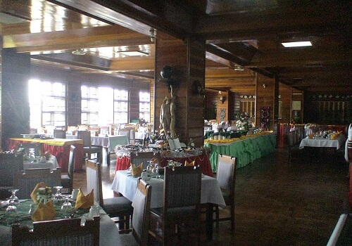 Restaurant Hotel B01 Banaue - Ifugao, Luzon, Filipijnen