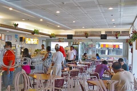 Restaurant Hotel B01 - Dumaguete, Central Visayas, Filipijnen