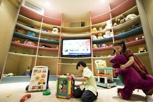 Speelkamer Hotel L01 - Legazpi, Albay, Luzon, Filipijnen