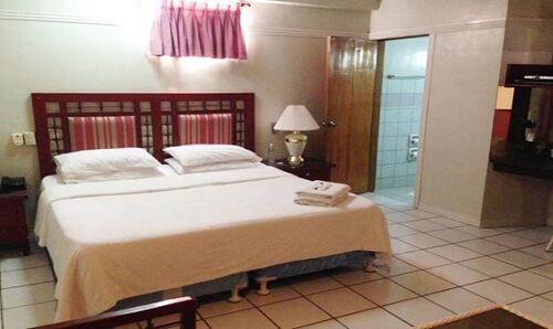 Superior Deluxe Room Hotel B01 - Angeles City, Luzon, Filipijnen