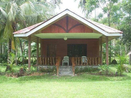 Superior Cottage Resort M01 - Camiguin, Mindanao, Filipijnen