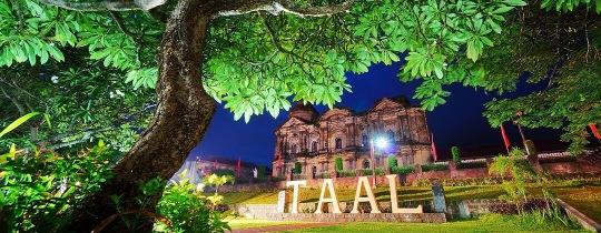 Taal Church - Batangas, Luzon, Filipijnen