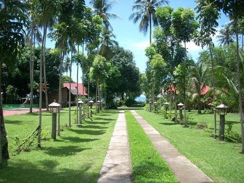Tuin Resort M01 - Camiguin, Mindanao, Filipijnen
