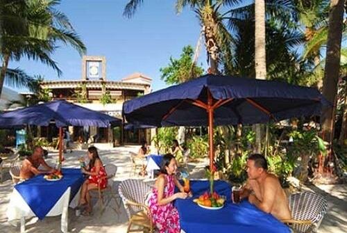 Voorzijde Hotel M01 - Boracay, Western Visayas, Filipijnen