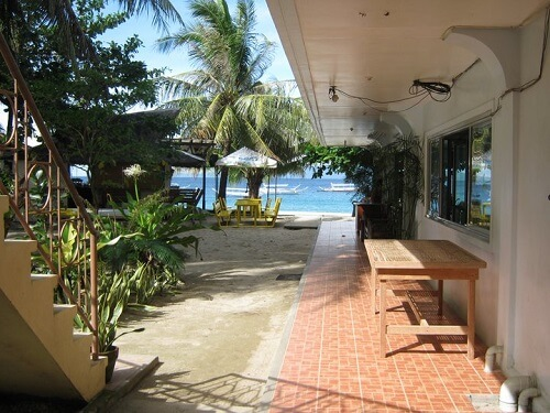 Zeezicht Resort B01 - Puerto Galera, Mindoro, Luzon, Filipijnen