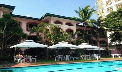 Zwembad Hotel B01 - Angeles City, Luzon, Filipijnen