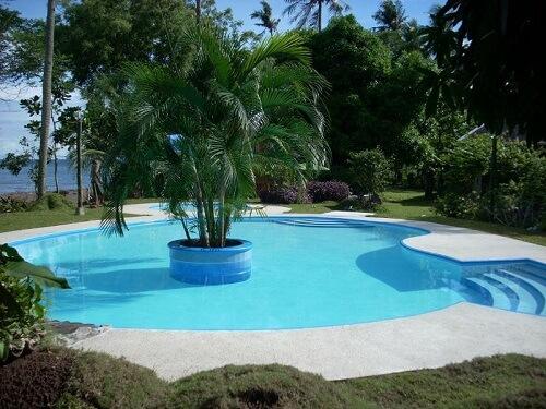 Zwembad Resort M01 - Camiguin, Mindanao, Filipijnen