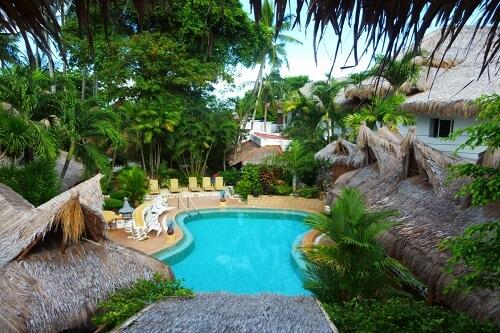 Zwembad Resort M11 - Dumaguete Omgeving, Central Visayas, Filipijnen