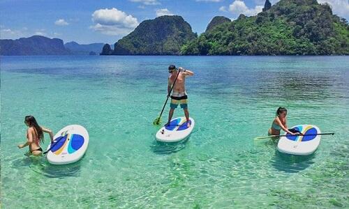 SUPPEN - El Nido, Palawan, Filipijnen