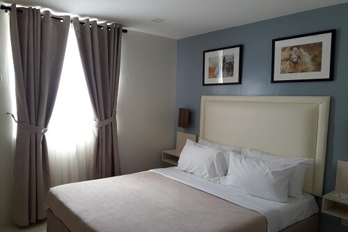 Deluxe Room Hotel B01 - Cebu, Filipijnen