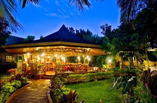 Restaurant hotel M08 - Puerto Princesa City, Palawan, Filipijnen