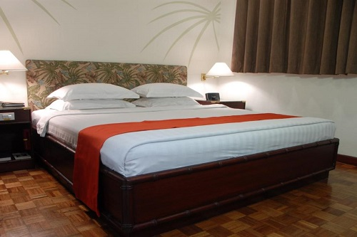 Standard Room hotel M01 - Angeles City, Luzon, Filipijnen