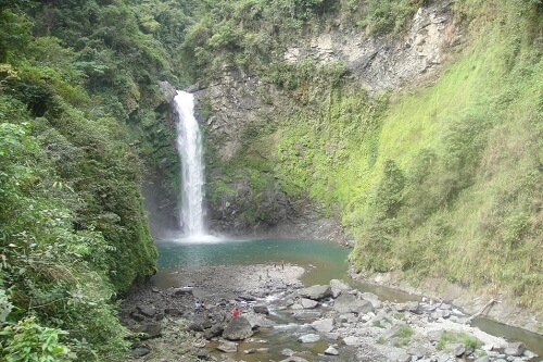 Tappiyah Falls - Batad, Luzon, Filipijnen
